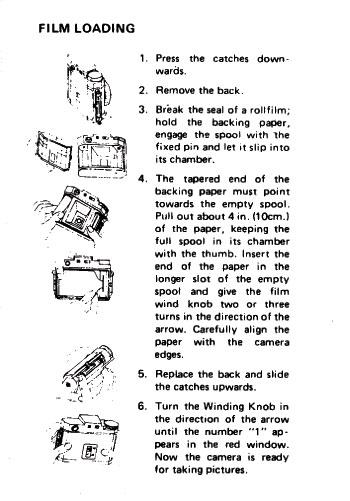 Holga Woca Manual